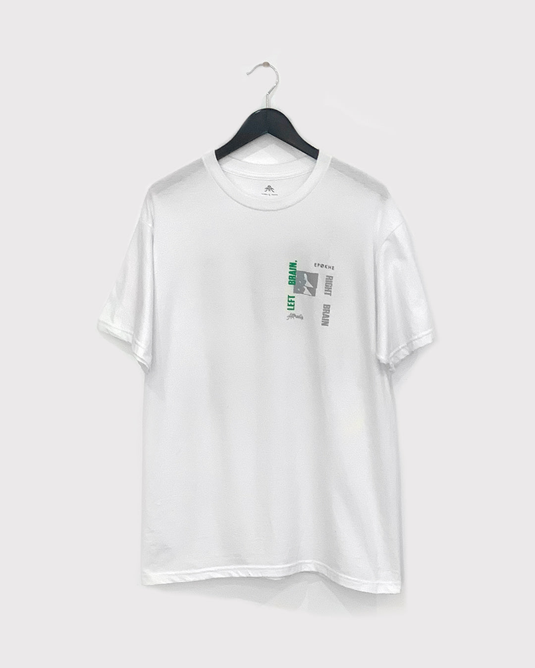 LBRB - Standard Fit Tee - White