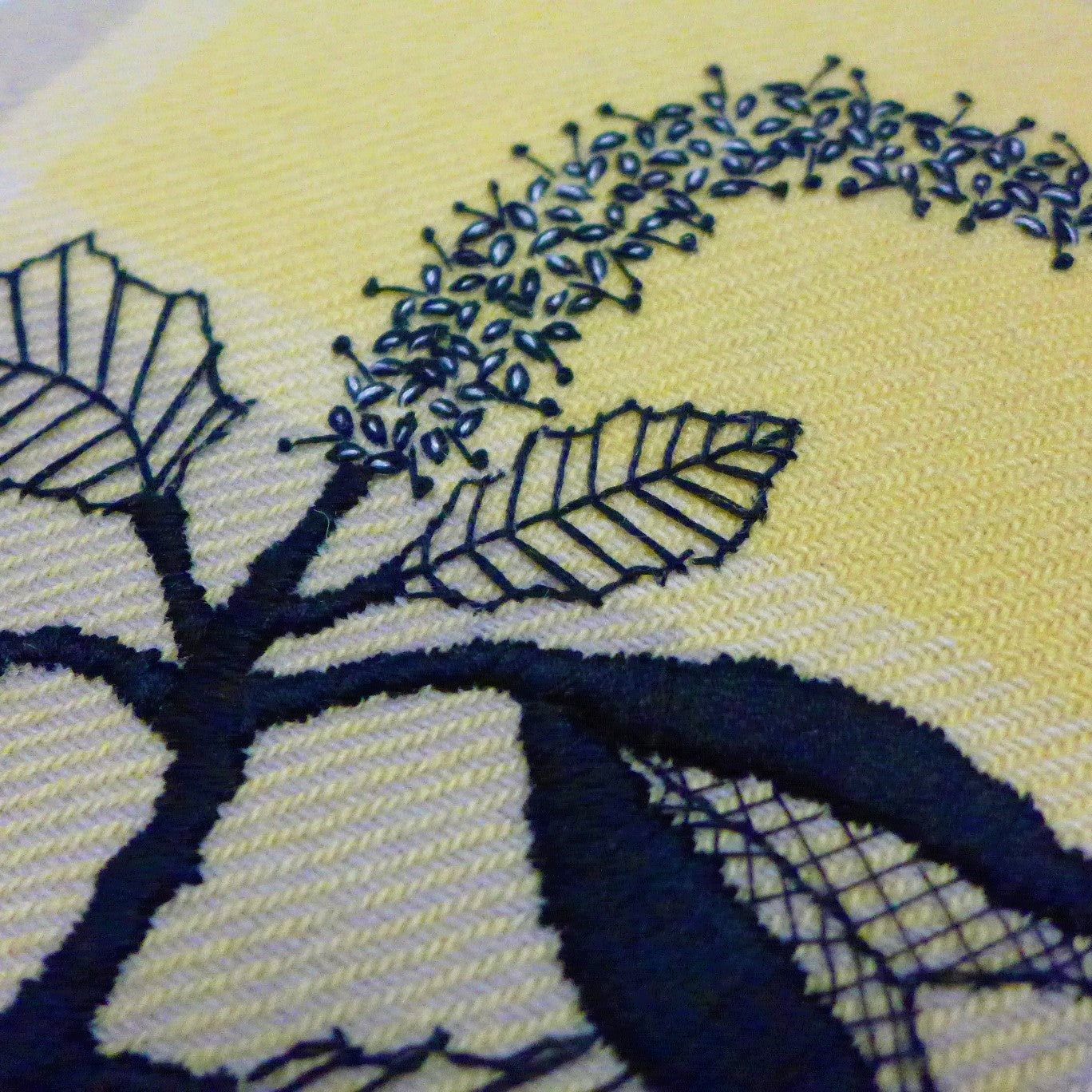 Wildflower Stitch Series: Western Woody Pears with Sujora Conrad