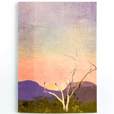 Braw Paper Co. - Bluff Knoll A5 Blank Journal (tri001)