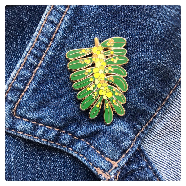 Braw Paper Co. - Various WA Flora and Fauna Enamel Pins (tri057)