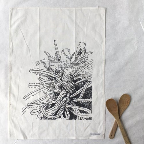 Ruth de Vos - Printed Tea Towel (rde013)