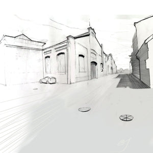 Expressive Drawing in the Built Environment with Ben Joel