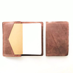 Melissa Statham - Brown Leather Journal (msta002)
