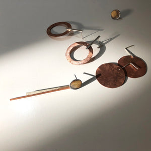 Playing with Patina Jewellery with ka:ke Studio
