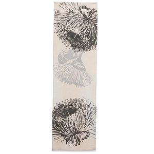 Elwyn Morgan -  'Mallee Charcoal' Table Runner (emo020)