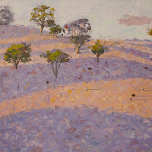 Acrylic Landscapes with Alastair Taylor