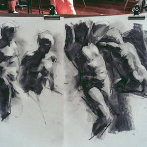 Expressive Figure Drawing with Ryan Ahern | 1 Oct - 5 Nov