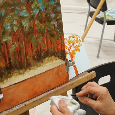 Introduction to Oil Painting with Harrison See