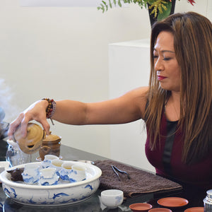 Kung-Fu Tea Ceremony with Carol Natalotto