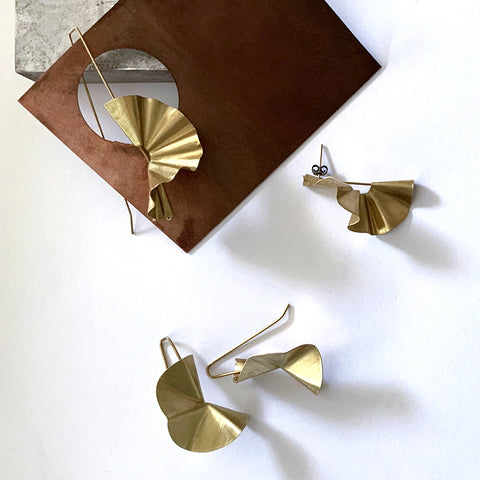 Folded Form Jewellery with ka:ke Studio