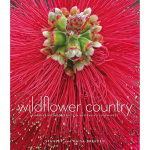 Stanley & Kaisa Breeden -  'Wildflower Country' Large Hardcover Book (m/fac41)