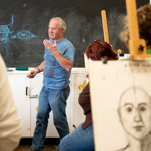 Life Drawing with Peter Dailey