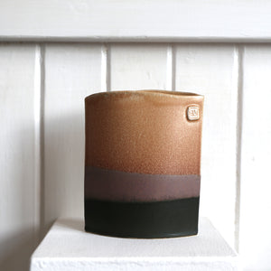 Alison Brown - Small Hand Formed Vase (abr013)