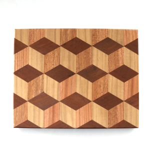 Colin  Knight - Small Trio of Timber Chopping Board (ckn001)