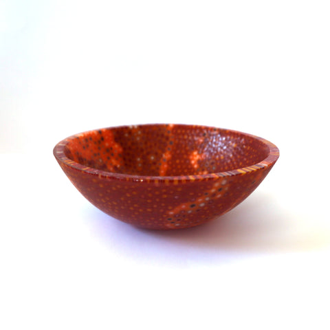 Claire Thomas - Small Murine Glass Bowl (cth006)