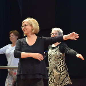 60+ Dance Class with Lynne Williams