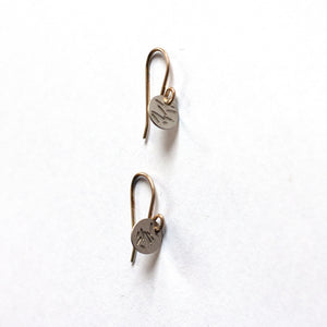 Jessica Jubb -  'Dot Pollen' Stainless Steel Earrings (jju132)