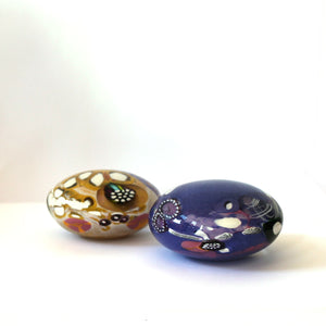 Laurie Fossier-Mills - Kimberley Stone Paperweights (lfm002)