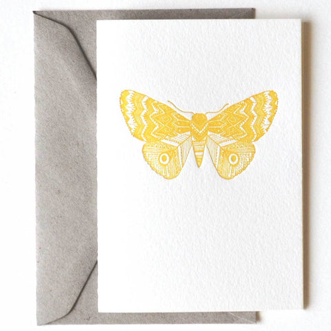 Emily Shingleton - Greeting Card - Luna Moth (esh004)