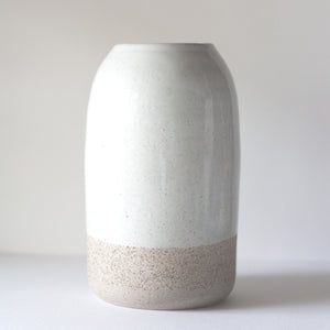 Miss Willow Designs - Large Speckle Vessel or Vase (lwi019)