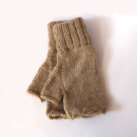Margot Gloger - Alpaca Mitts (mgl019)