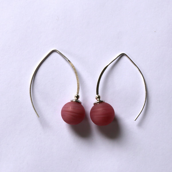 Naomi Ebert - Various Bright Marquee Sterling Silver Earrings (neb017)