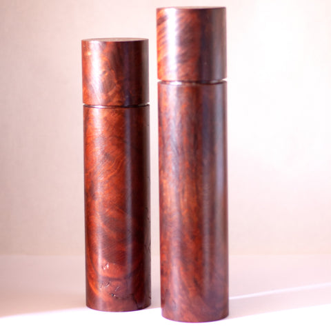 RL Wood Design - Jarrah Burl Straight Grinder Set (rla015)