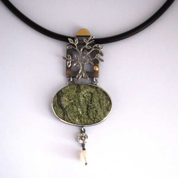 "Rita Winkler - ""We Need More Trees"" Pendant (rwi006)"