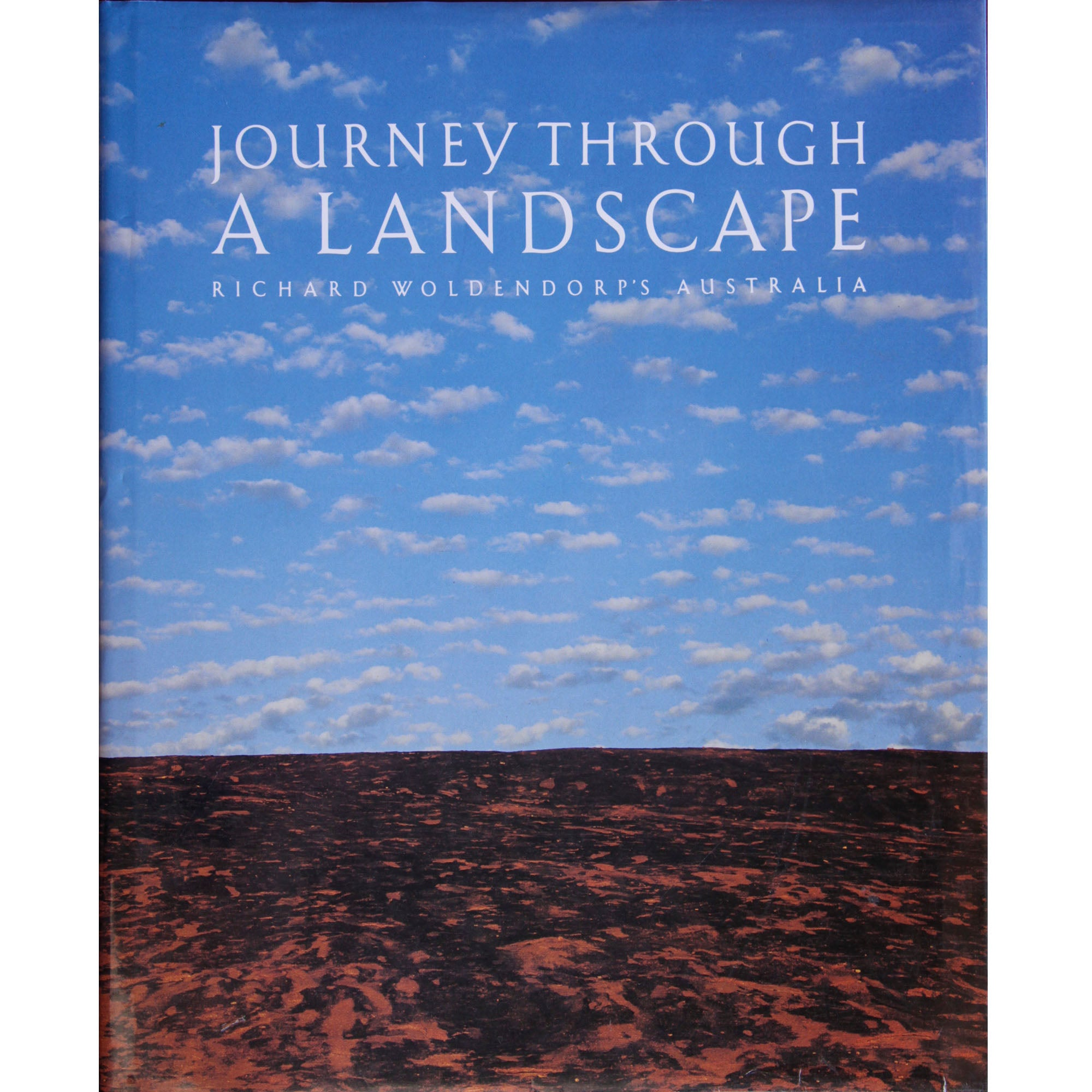 Richard Woldendorp -  'Journey Through The Landscape' Book  (rwo157)