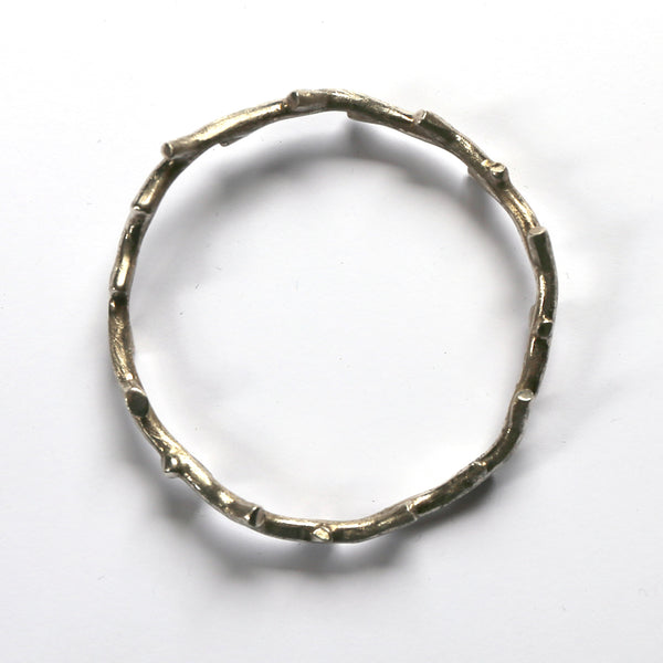 Sarah Zel Chescoe -  'Forest' Bangle (szel81)