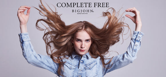COMPLETE FREE JEANS
