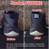 23 fix - 3M Reflective (2 units) - Best 23 Fix for Jordan 11 - 6