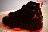 23 fix - black and white (2 units) / 23 fix - Dirty Bred (2 units) - Best 23 Fix for Jordan 11 - 2