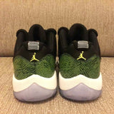 LOW: 23 fix - black and white (4 units) - Best 23 Fix for Jordan 11 - 5