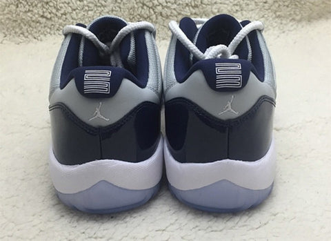 Georgetown Jordan 11 - 23 fix LOW (Coming Soon) - Best 23 Fix for Jordan 11 - 1