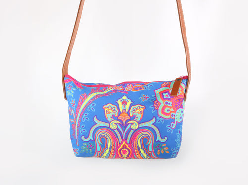 Blue Chakra ~ Cross-body Bag