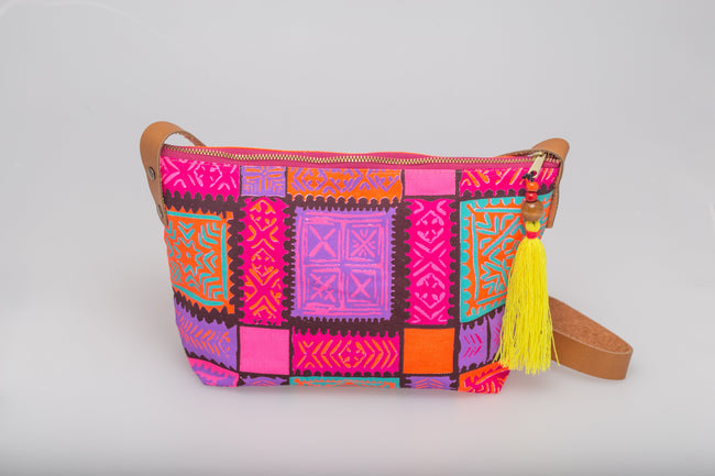 Purple Haze ~ Cross-body Bag