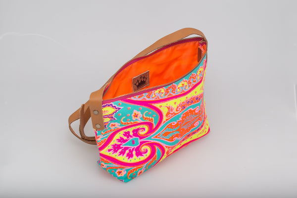Mandala Moon ~ Cross-body Bag