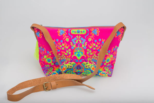 Sunset Crush ~ Cross-body Bag