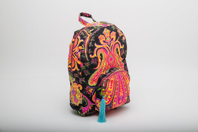 Black Chakra ~ Mini Backpack