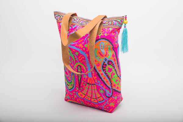 Passion Paradise ~ Tote Bag