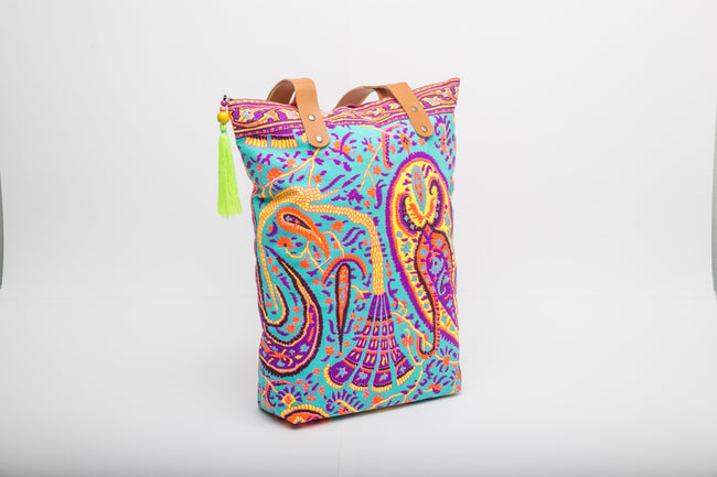 Tropical Storm ~ Tote Bag