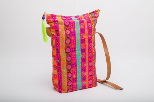 Aztec Dreams ~ Fold-over Bag