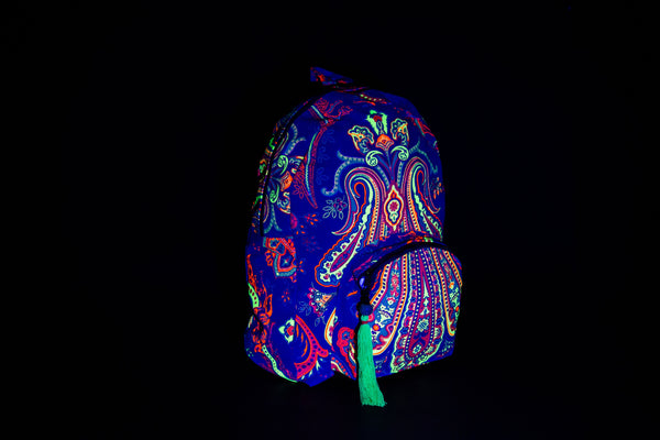 Blue Chakra ~ Mini Backpack
