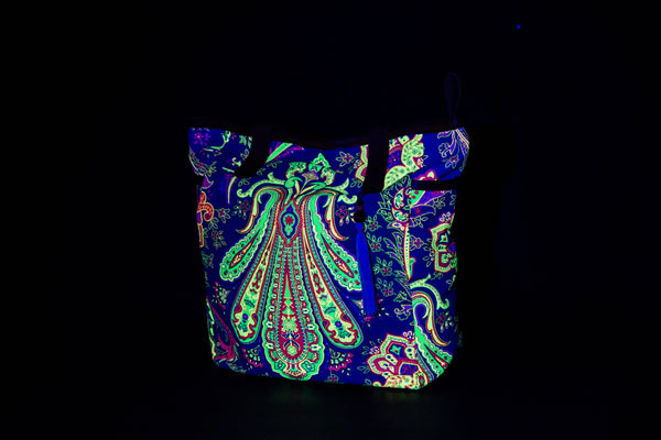 Purple Chakra ~ Beach Bag
