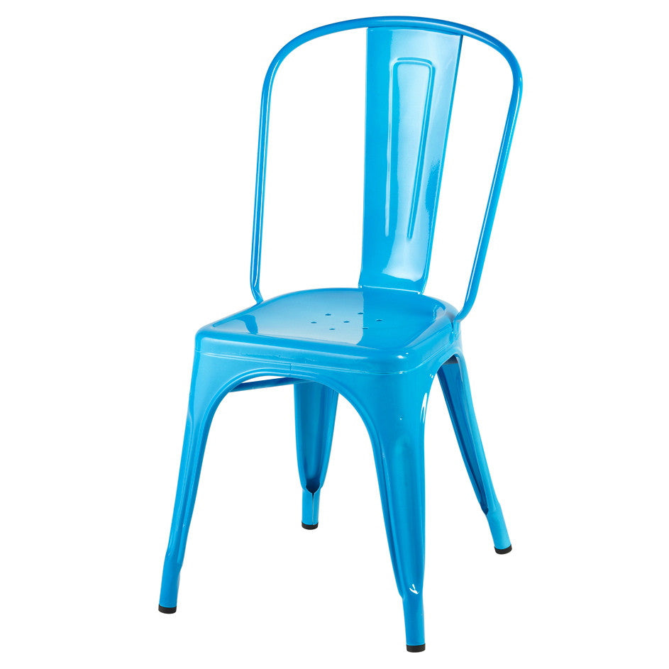 Chaise A TOLIX Effet Maill Exclusif Ter