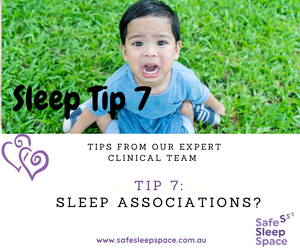 Sleep Tip 7 - Sleep Associations!