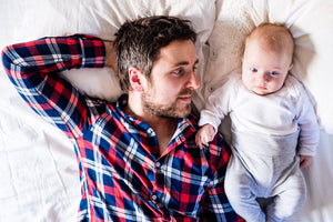 Looking after the wellbeing of dads