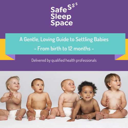 Infant Video- A Gentle Guide to Settling Babies (Streaming Access)