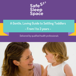 Toddler Video- A Guide to Settling Toddlers